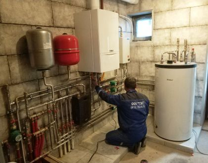 Проект водоснабжение и водоотведение жилого дома
